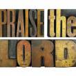 Praise the Lord — Stock Photo #42301061