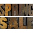 Spring Sale — Stock Photo #42301161