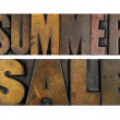 Summer Sale — Stock Photo #42301199