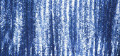 Full frame blue sequins curtain background texture. — Stock Photo