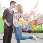 Couple having fun — Stock Photo #43517167