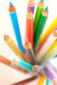 上向きの鉛筆 — ストック写真