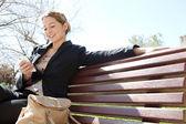 若い専門職の女性 — ストック写真
