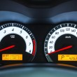 Car dashboard — Stockfoto #32047575