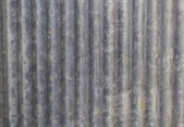 Galvanized iron sheet texture — Stock Photo