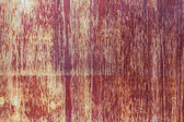 Old wood texture of faded paint — Stock Photo