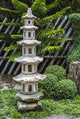 Japanese pagoda stone — Zdjęcie stockowe