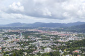 Paisaje de la ciudad de phuket — Foto de Stock