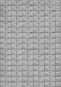 Vzor šedé zdi dlaždice — Stock fotografie