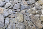 Pattern and texture stone wall — Stock Photo