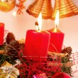 Advent wreath — Stock Photo #20235971