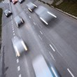 Highway with lots of cars — Stock Photo #20563575