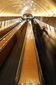Station in underground — Stock Photo