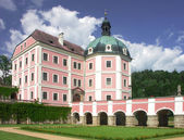 Castle Becov nad Teplou — Stock Photo