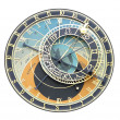 Prague astronomical clock — Stock Photo #23284132