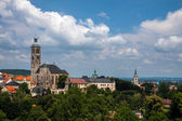 Czech Republic - UNESCO City Kutna Hora - Church St.Jakuba (James, Jacob) — Stock Photo