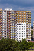 Panel building — Stock Photo