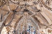 Tjeckien - unesco staden kutná hora - kyrkliga sedlec - ossua — Stockfoto