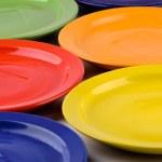 Six plates — Stock Photo #22650927