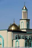 Muslim prayer architectural construction — Stock Photo