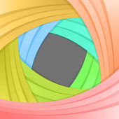 Colorful abstract background. Vector design. — Stock Vector