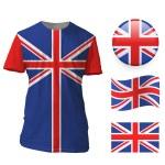 Set of UK design. Vector design. — Stock Vector