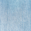 Stock Photo: Blue and white jean. Macro abstract background