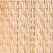 Yellow wicker background. Surface texture. — Stock Photo #31316977