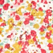 Colorful flower pattern. Abstract design — Stock Photo
