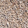 Gravel textured background. — Stock Photo