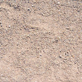 Sand ground textured. — Stock Photo