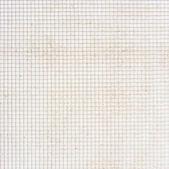 白いプラスチック製のストライプの壁 — ストック写真