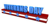Veterans day — Stock Photo