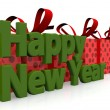 New Year 2013 concept — Stockfoto #19774257