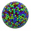 Gum balls — Stock Photo