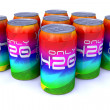 Only H2o soda - Stockfoto