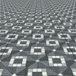 Geometric floor texture — Stock Photo #19779203