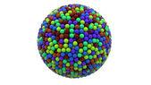 Gum balls — Stock Photo