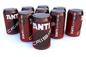 Anti-crisis soda — Stock Photo