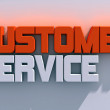 Stockfoto: Customer service