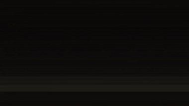 Scan tv — Stock video