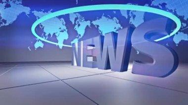 News headband — Stock Video
