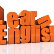 Stock Photo: Learn english