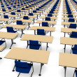 Infinite classroom — Stock Photo #32710583