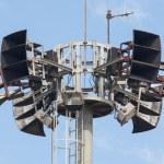 Speaker tower — Stock Photo #50076739