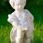 Garden statue — Stock Photo #21026607