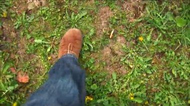 Walking — Stock Video