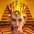 Royalty-Free Stock Photo: Behold Her Face Is Egypt