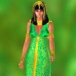 The Pharaoh's Wife — Stock Photo