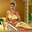 The Roman Empress — Stock Photo